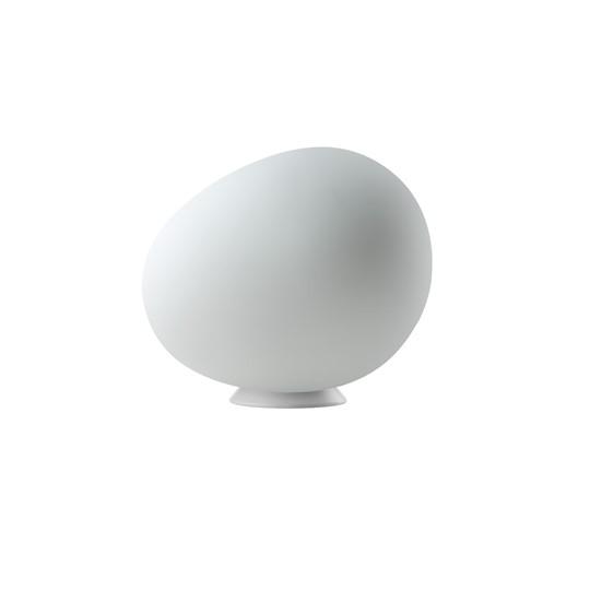 Foscarini Gregg Medium Bordslampa Vit Med Dimmer
