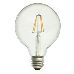 Unison Globlampa 100Mm Led 4W E27 Klar 2700K Dim