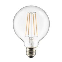 Unison Globlampa 100mm 3,5W E27 Klar Dimbar 1800K