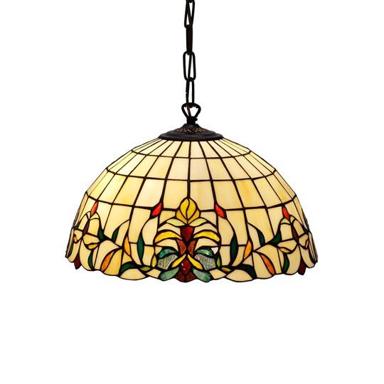 Nostalgia Design Lilja T09-40 Taklampa Tiffany 40Cm