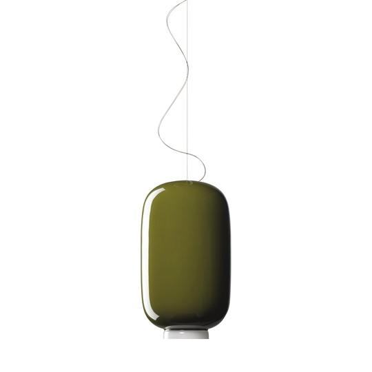 Foscarini Chouchin 2 Pendel Grön