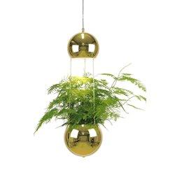 Globen Mini Planter 2411-63 Pendel Mässing