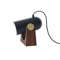 Le Klint Carronade Bordslampa/Vägglampa Svart LK260