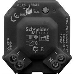Schneider Dosdimmer Eljo Exxact 4-100W Led Universal Utan Nolla