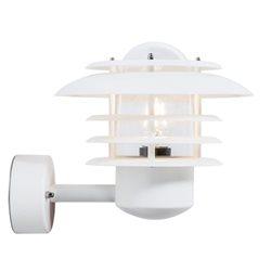 Belid U7110 Max Vägglampa Vit Ip23