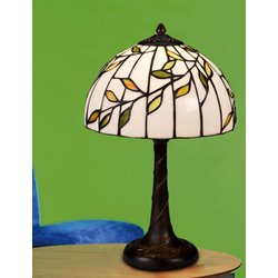 Nostalgia Design Björk B97-25 Bordslampa 25Cm Tiffany