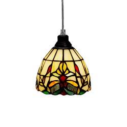 Nostalgia Design Lilja T09-13 Fönsterlampa Tiffany