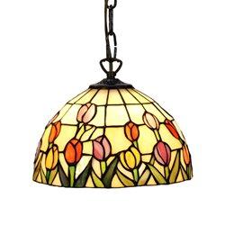 Nostalgia Design Tulipana T65-40 Taklampa Tiffany 40Cm
