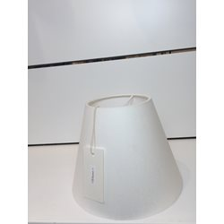 Vallentuna Lampskärm 10-18 Ow Chintz 21 Klo E14