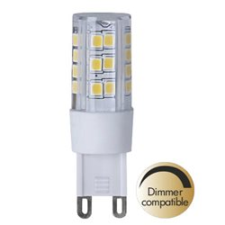 Star Trading Led G9 3,9W 400Lm Dimbar