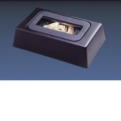 Frilight Ljussockel Plast Svart 110X70 Recp110 Led