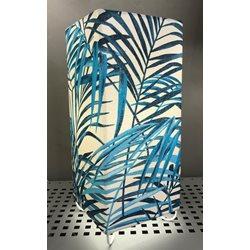 Bergo Cube 30 Bordslampa Palm Springs Blå