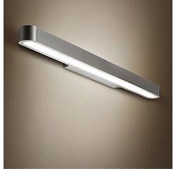 Artemide Talo Vägg Led Silver Dimbar 90cm