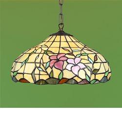 Nostalgia Design Hibiskus T08-40 Taklampa Tiffany 40Cm