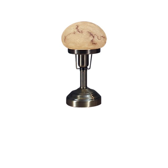 Aneta Belysning August Bordslampa Antik/Beige 120X220