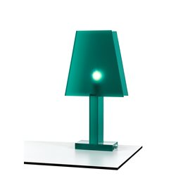Bsweden Siluett Bordslampa Matt Turkos 026