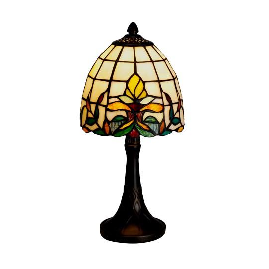 Nostalgia Design Lilja B09-15 Bordslampa 15Cm Tiffany
