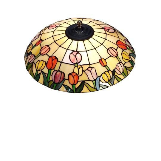 Nostalgia Design Tulipana P65-40 Plafond Tiffany 40Cm