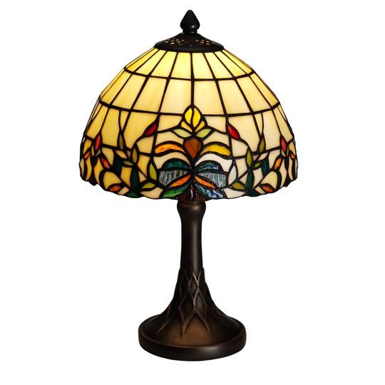 Nostalgia Design Lilja B09-25 Bordslampa 25Cm Tiffany