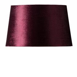 Watt&Veke Lampskärm Lola 33Cm Burgundy
