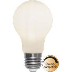 Star Trading Normallampa Led Vit E27 7,5W 720Lm Dimbar