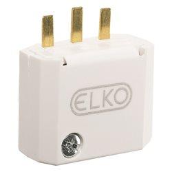 Elko Stickpropp/Lamppropp Dcl Rak Elko Med Jord