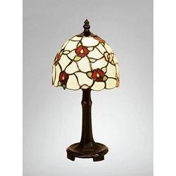 Nostalgia Design Vildros B83-15 Bordslampa Tiffany 15Cm