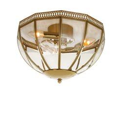 Aneta Belysning Tsar Plafond Antik 41Cm