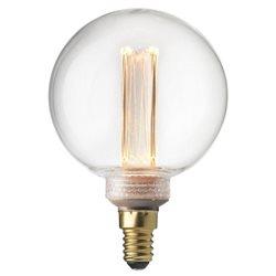 Pr Home Glob Led Filament 80Mm Dim Klar 2,3W E14 Future
