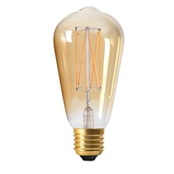 Pr Home Led Edison Elect Filament 2,5W E27 Amber