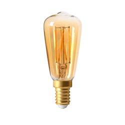Pr Home Led Edison Elect Filament 2,5W E14 Amber