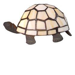 Norrsken Design Sköldpadda B061160 Beige/Sand Bordslampa Tiffany
