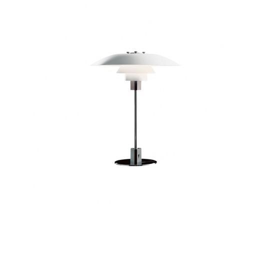Louis Poulsen PH4/3 Bordslampa Vit