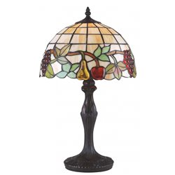 Norrsken Design Frukter B122769 Bordslampa Tiffany 30Cm