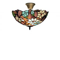 Norrsken Design Secret Garden P162373 Takplafond Tiffany