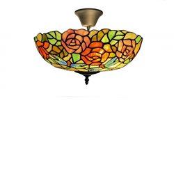 Norrsken Design Rosor P163057 Takplafond Tiffany