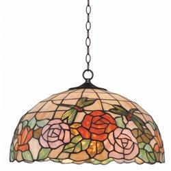 Norrsken Design Rosor T163057 Taklampa Tiffany 41Cm