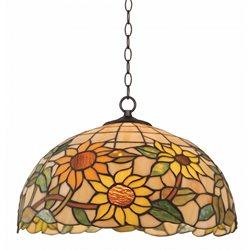 Norrsken Design Solros T163078 Taklampa Tiffany 40Cm