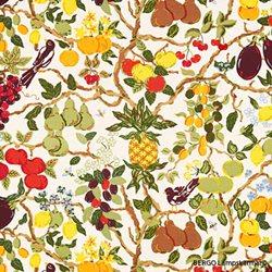 Bergo Läslampskärm Alf 23 Fruktträd Vit E27