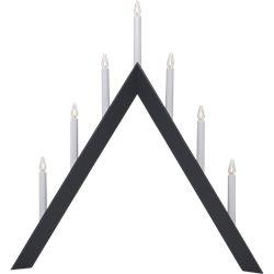 Star Trading Arrow Ljusstake Svart