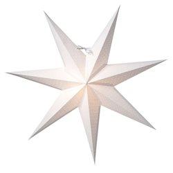 Watt&Veke Aino Stjärna 60 Vit Exkl Upphäng