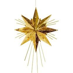 Star Trading Adventsstjärna Mini Luxe Guld Inkl. Upph