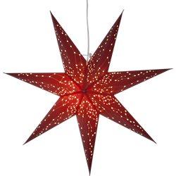 Star Trading Galaxy Stjärna 60Cm Röd