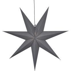Star Trading Ozen Stjärna 100Cm Grå