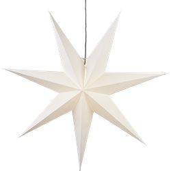 Star Trading Frozen Stjärna 100cm Vit