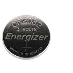 Energizer Batterier Cr2032 Litium 2-P