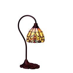 Nostalgia Design Lilja B09-13 Bordslampa 13Cm Böjd Arm