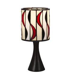 Nostalgia Design Chili Bordslampa Tiffany