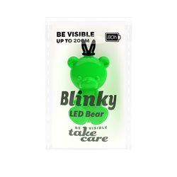 Save Lives Now Blinky Led Bear