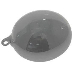 By Rydéns Reservglas 10cm rökfärgat till Gross taklampor/bordslampor/plafonder